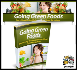 Going Green Foods | eBooks | Food and Cooking