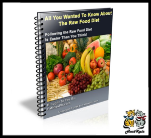 know about the raw food diet