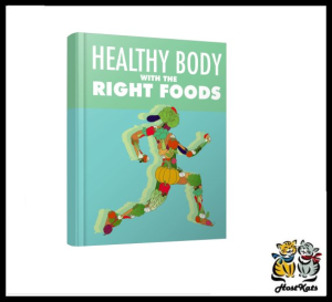 Healthy Body with The Right Foods | eBooks | Health