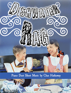 Dishwater Rag Sheet Music | eBooks | Sheet Music