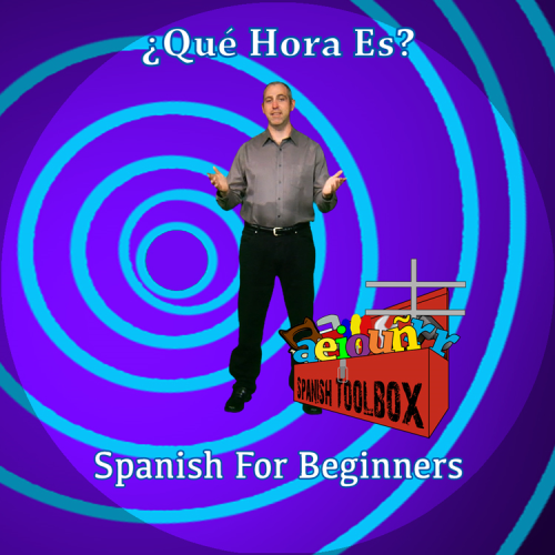 First Additional product image for - ¿Que Hora Es? - Season 1