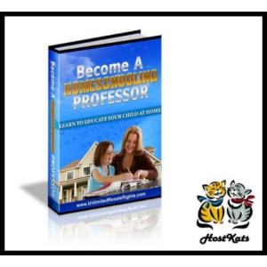 Becoming A Computer Home Schooling Professor | eBooks | Reference