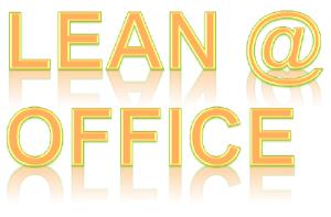 lean office training presentation