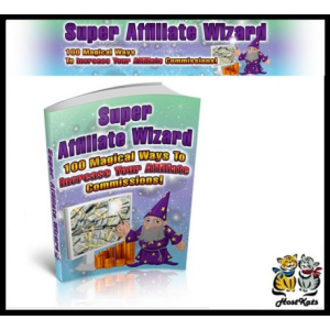 Super Affiliate Wizard Pack | eBooks | Reference
