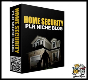 home security plr niche blog