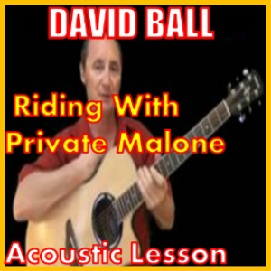 Learn to play Riding With Private Malone by David Ball | Movies and Videos | Educational