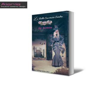 la belle courtoisie sombre (romance kindle cover book) by aionia