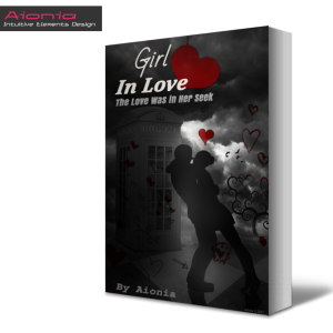 girl in love (romance kindle cover book) by aionia - vol - 001