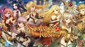summon rush hack cheats unlimited diamonds mod apk