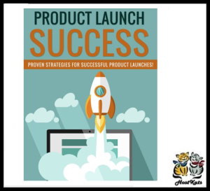 product launch success - ebook