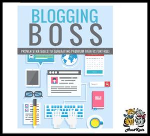 blogging boss - ebook