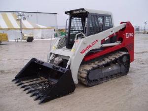 takeuchi tl150 skid steer loader service repair workshop manual pdf