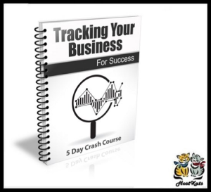 tracking your business for success - ebook