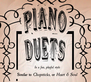 piano duets mp3s