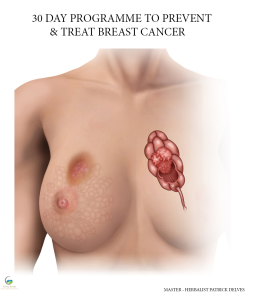 30 day programme to treat & prevent breast cancer