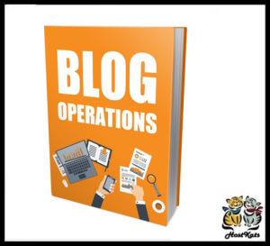 Blog Operations - eBook | eBooks | Reference