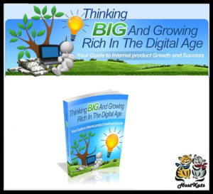 Thinking Big and Growing Rich in the Digital Age - eBook | eBooks | Reference