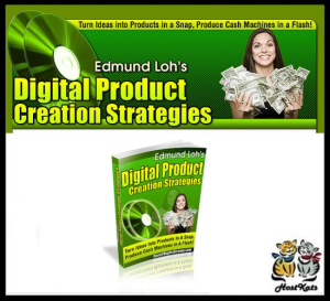 digital product creation strategies - ebook