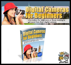 digital cameras for beginners - ebook