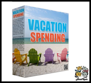 Vacation Spending PLR Articles - 10 PLR Articles | eBooks | Business and Money