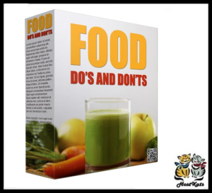Food Dos and Donts Newsletters - 5 Day eCourse | eBooks | Business and Money