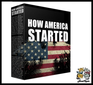 how america started - 25 plr articles