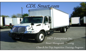 cdl smart.com class b pre trip inspection