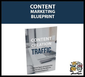 content marketing blueprints - ebook