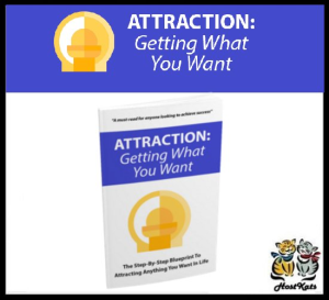 attraction: getting what you want - ebook