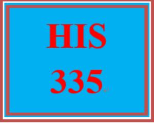 HIS 335 Week 5 Aftermath of World War II | eBooks | Education