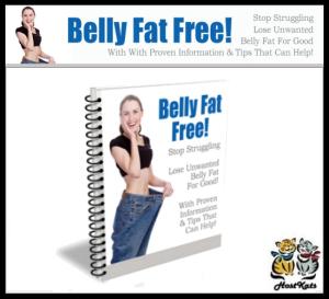 belly fat free ecourse - ebook