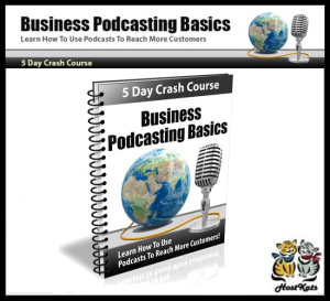 business podcasting basics - ebook