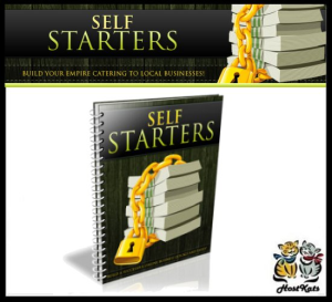 self starters - ebook