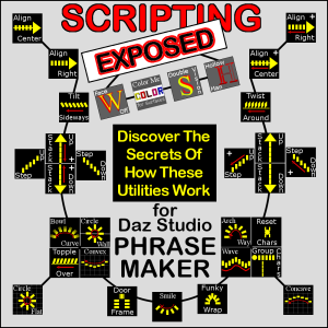 scripting exposed: phrase-maker for daz studio