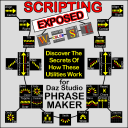 SCRIPTING EXPOSED: Phrase-Maker for Daz Studio | Software | Utilities