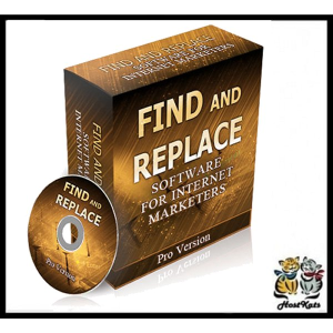 Find And Replace Software | Software | Utilities