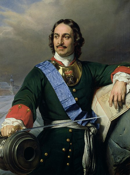 peter the great ebooks history