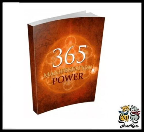 First Additional product image for - 365 Manifestation Power - 2017