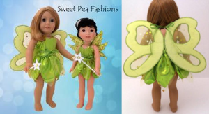 Wrap & tie fairy dress | eBooks | Arts and Crafts