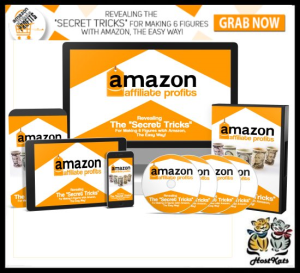 amazon affiliate profits - ebook