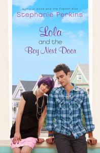 stephanie perkins /lola and the boy next door
