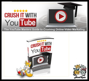 Crush it With YouTube - 2017 | eBooks | Reference