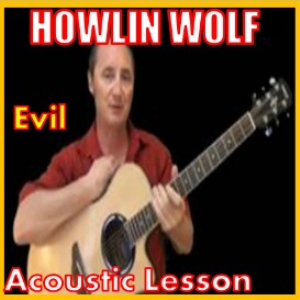 Learn to play Evil By Howlin Wolf | Movies and Videos | Educational