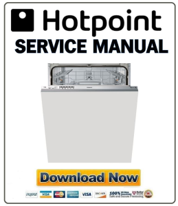 hotpoint ltb 6m126 uk dishwasher service manual