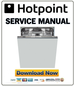 hotpoint ltf 11m113 7c dishwasher service manual