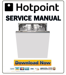 hotpoint ltf 11m121 c dishwasher service manual