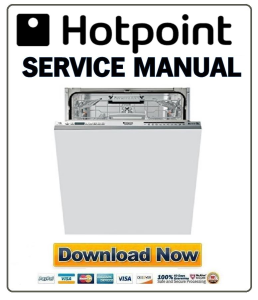 hotpoint ltf 11m132 c dishwasher service manual