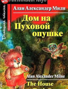 the house at the pooh corner (milne, 2007)