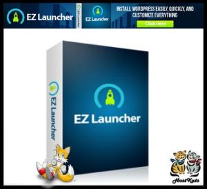 WordPress EZ Launcher  Includes Mini WebSite and MRR | Software | Utilities