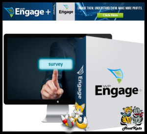 wp engage plus plugin - includes minisite and mrr